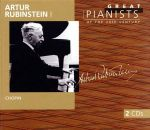 【輸入盤】Great Pianists of the 20th Century: Artur Rubinstein I(通常)(輸入盤CD)