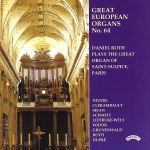 【輸入盤】Great European Organs(通常)(輸入盤CD)