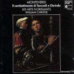 【輸入盤】Monteverdi;Il Combattimento(通常)(輸入盤CD)