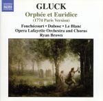 【輸入盤】Gluck: Orphee et Euridice(通常)(輸入盤CD)
