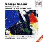 【輸入盤】Poeme Roumain / Vox Maris / Vox De La Nature(通常)(輸入盤CD)