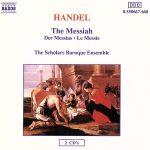 【輸入盤】Handel:Messiah (Comp)(通常)(輸入盤CD)