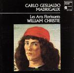 【輸入盤】Gesualdo;Madrigal for 5 Vo.(通常)(輸入盤CD)