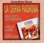 【輸入盤】La Serva Padrona(通常)(輸入盤CD)