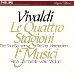 【輸入盤】Vivaldi: Las 4 Estaciones(通常)(輸入盤CD)