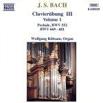 【輸入盤】Clavierubung Volume 1(通常)(輸入盤CD)