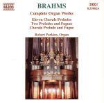 【輸入盤】Brahms: Complete Organ Works(通常)(輸入盤CD)
