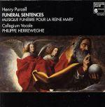 【輸入盤】Purcell;Funeral Sentences(通常)(輸入盤CD)
