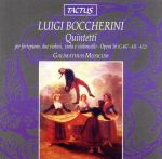 【輸入盤】Boccherini: Quintet Piano Op. 56(通常)(輸入盤CD)