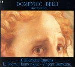 【輸入盤】Domenico Belli: Nuovo Stile(通常)(輸入盤CD)