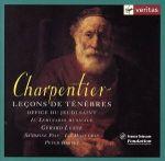 【輸入盤】Charpentier: Lecons de tenebres - Office du Jeudi Saint(通常)(輸入盤CD)