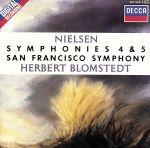 【輸入盤】Nielsen;Symphonies Nos.4&5(通常)(輸入盤CD)