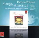 【輸入盤】Patricia Petibon - American Songs(通常)(輸入盤CD)