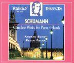 【輸入盤】Schumann: Complete Works for Piano 4-Hands(通常)(輸入盤CD)