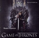 【輸入盤】Game of Thrones(TV Soundtrack)(通常)(輸入盤CD)