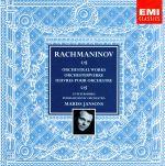 【輸入盤】Rachmaninov: Orchestral Works Symphonies 1-3 / Piano Concerto 1-4 / Isle of Dead(通常)(輸入盤CD)