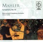 【輸入盤】Mahler: Symphony No 10(通常)(輸入盤CD)