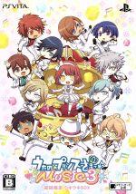 うたの☆プリンスさまっ♪MUSIC3 <初回限定ウキウキBOX>(ブックレット、CD×2付)(初回限定版)(ゲーム)