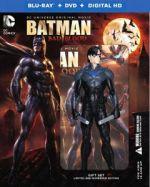 バットマン:バッド・ブラッド ブルーレイ<ナイトウィング フィギュア付き>(数量限定生産)(Blu-ray Disc)(ナイトウィング・フィギュア付)(BLU-RAY DISC)(DVD)
