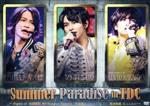 Summer Paradise in TDC~Digest of 佐藤勝利「勝利 Summer Concert」 中島健人「Love Ken TV」 菊池風磨「風 is a Doll?」(通常)(DVD)