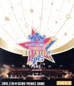 THE IDOLM@STER M@STERS OF IDOL WORLD!! 2015 Live Blu-ray Day2(Blu-ray Disc)(BLU-RAY DISC)(DVD)