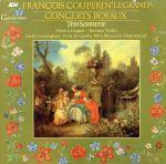 【輸入盤】FRANCOIS COUPERIN:CONCERTS ROYAUX・TRIO SONNERIE(通常)(輸入盤CD)