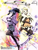 ディバインゲート vol.4(Blu-ray Disc)(BLU-RAY DISC)(DVD)