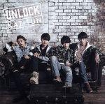 UNLOCK(初回限定盤1)(DVD付)(DVD1枚、歌詞ブックレット(16P)、フォトネームカード付)(通常)(CDS)