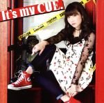 It's my CUE.(通常盤)(通常)(CDA)