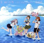 I wish~tri.Version~(DVD付)(通常)(CDS)