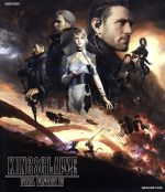 KINGSGLAIVE FINAL FANTASY ⅩⅤ(Blu-ray Disc)(BLU-RAY DISC)(DVD)