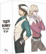 TIGER&BUNNY Blu-ray BOX(特装限定版)(Blu-ray Disc)(特製ボックス、Blu-ray Disc2枚、CD6枚、SPECIAL BOOK付)(BLU-RAY DISC)(DVD)