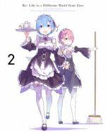 Re:ゼロから始める異世界生活 2(通常)(DVD)