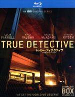 TRUE DETECTIVE/トゥルー・ディテクティブ <セカンド・シーズン> コンプリート・ボックス(Blu-ray Disc)(BLU-RAY DISC)(DVD)