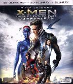 X-MEN:フューチャー&パスト(4K ULTRA HD+3D Blu-ray Disc+Blu-ray Disc)(4K ULTRA HD)(DVD)