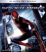アメイジング・スパイダーマン2(4K ULTRA HD+Blu-ray Disc)(4K ULTRA HD)(DVD)