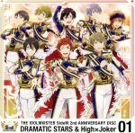 THE IDOLM@STER SideM 2nd ANNIVERSARY DISC 01(通常)(CDS)