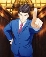 逆転裁判~その「真実」、異議あり!~ DVD BOX Vol.1(完全生産限定版)(CD1枚、描き下ろし三方背ケース、ブックレット付)(通常)(DVD)