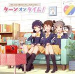 『アイドルマスター ミリオンラジオ!』テーマソング2 「ターンオンタイム!」(通常)(CDS)