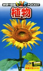 植物(学研の図鑑LIVE POCKET3)(児童書)