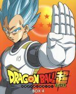 ドラゴンボール超 Blu-ray BOX4(Blu-ray Disc)(三方背BOX、ブックレット付)(BLU-RAY DISC)(DVD)