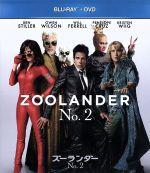 ズーランダー No.2 ブルーレイ+DVDセット(Blu-ray Disc)(BLU-RAY DISC)(DVD)
