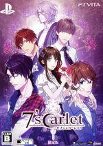 7'scarlet <限定版>(設定資料集、CD付)(初回限定版)(ゲーム)