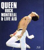 伝説の証~ロック・モントリオール1981&ライヴ・エイド1985(Blu-ray Disc)(BLU-RAY DISC)(DVD)
