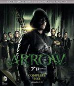 ARROW/アロー<セカンド・シーズン> コンプリート・ボックス(Blu-ray Disc)(BLU-RAY DISC)(DVD)