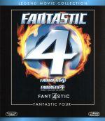 ファンタスティック・フォー ブルーレイコレクション(Blu-ray Disc)(BLU-RAY DISC)(DVD)