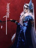 Thunderbolt Fantasy 東離劍遊紀 1(完全生産限定版)(シナリオブック、ブックレット付)(通常)(DVD)