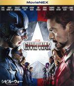 シビル・ウォー/キャプテン・アメリカ MovieNEX ブルーレイ+DVDセット(Blu-ray Disc)(BLU-RAY DISC)(DVD)