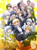 美男高校地球防衛部LOVE!LOVE! 6(Blu-ray Disc)(BLU-RAY DISC)(DVD)