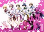 美男高校地球防衛部LOVE!LOVE! 1(Blu-ray Disc)(BLU-RAY DISC)(DVD)